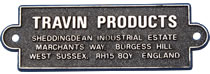 travin promotional plastic products