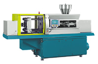 plastic cutting molding machine