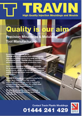 travin plastic quality injection moulds and moulding sussex uk